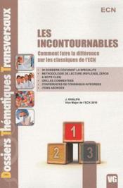 ECN ; les incontournables - Couverture - Format classique