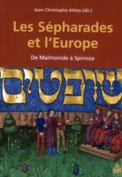 Sepharades et l europe - Couverture - Format classique