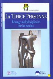 La Tierce Personne - Intérieur - Format classique