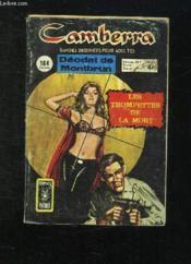 Camberra N° 7. Les Trompettes De La Mort. Bande Dessinee Pour Adultes. - Couverture - Format classique