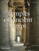 The complete temples of ancient egypt (hardback) - Couverture - Format classique