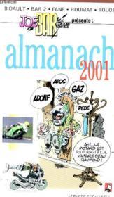 Almanach 2001 - Couverture - Format classique