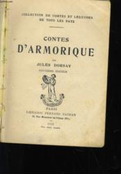 Contes D'Armorique - Couverture - Format classique