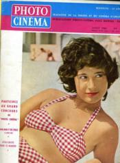 Photo Cinema N°718 - Couverture - Format classique