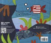 Le petit poisson à pois - 4ème de couverture - Format classique