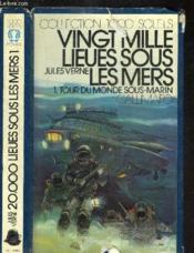 Vingt Mille Lieues Sous Les Mers.Collection 1000 Soleils - Couverture - Format classique