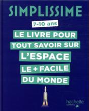 Simplissime ; espace - Couverture - Format classique