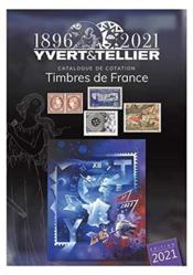 Tome 1 de france 2021 - Couverture - Format classique