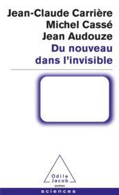 Du nouveau dans l'invisible - Couverture - Format classique