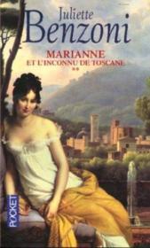 Marianne t.2 ; l'inconnu de Toscane - Couverture - Format classique