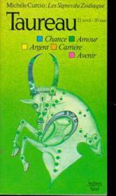 Taureau -signes du zodiaque - Couverture - Format classique