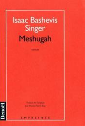 Meshugah - Couverture - Format classique