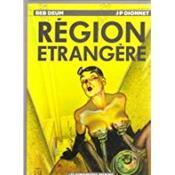 Region Etrangere - Couverture - Format classique