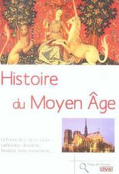 Histoire Du Moyen Age - Intérieur - Format classique