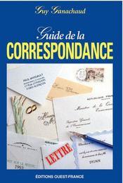 Guide de la correspondance - Intérieur - Format classique