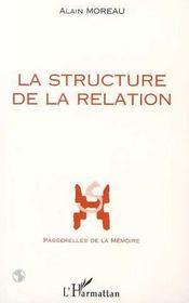 La Structure De La Relation - Intérieur - Format classique