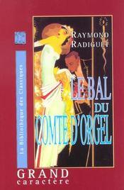 Le Bal Du Comte D'Orgel - Intérieur - Format classique