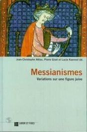 Messianismes - Couverture - Format classique
