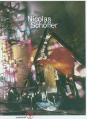 Nicolas schoffer - Couverture - Format classique