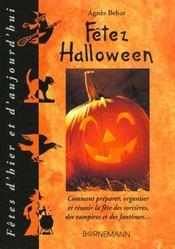 Fetez halloween - Intérieur - Format classique