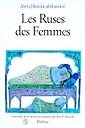 Les ruses des femmes - Couverture - Format classique