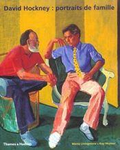 David Hockney : portraits de famille - Intérieur - Format classique