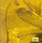 Dans La Foret De L'Ambre - 4ème de couverture - Format classique