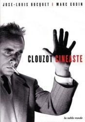 Clouzot cinéaste - Couverture - Format classique