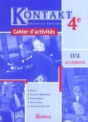 KONTAKT (édition 2002) - Intérieur - Format classique