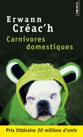Carnivores domestiques - Couverture - Format classique