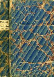 Poesies Nouvelles, 1836-1852 - Couverture - Format classique