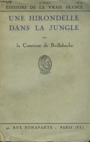 Une Hirondelle Dans La Jungle - Couverture - Format classique