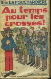 Au Temps Pour Les Crosses ! - Couverture - Format classique