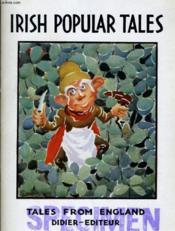 Irish Popular Tales - Couverture - Format classique