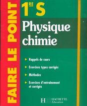 Physique-Chimie 1e S - Intérieur - Format classique