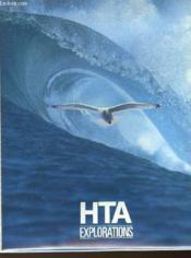 Hta Explorations - Couverture - Format classique