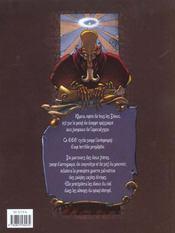 Le Maitre Des Cieux T.1 ; La Prophetie - 4ème de couverture - Format classique