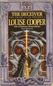 The Deceiver, The Chaos Gate Trilogy, Book 1 - Couverture - Format classique