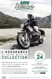 Le guide du collectionneur moto (édition 2019) - 4ème de couverture - Format classique