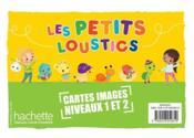 Les petits loustics 1 et 2 ; cartes images - Couverture - Format classique