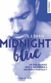 Midnight blue - Couverture - Format classique