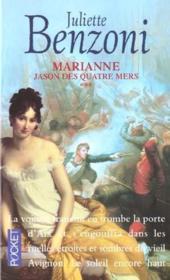 Marianne t.3 ; Jason des quatre mers - Couverture - Format classique
