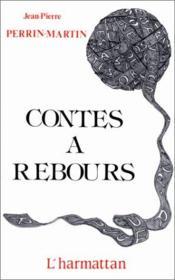 Contes à rebours - Couverture - Format classique
