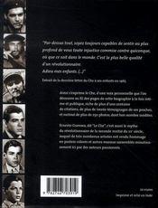 Che guevara - 4ème de couverture - Format classique