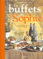 Buffets De Sophie (Les) - Couverture - Format classique