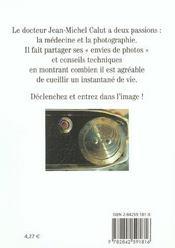 Envies de photos - 4ème de couverture - Format classique