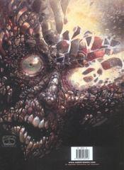 Le regard de l'apocalypse t.1 - 4ème de couverture - Format classique