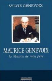Maurice genevoix - Couverture - Format classique