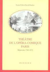 Theatre De L'Opera Comique Paris - Intérieur - Format classique