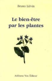 Bien-etre par les plantes - Couverture - Format classique
